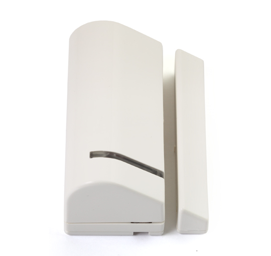 2-way wireless magnetic door contact