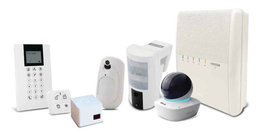 Agility4 Wireless smart security System