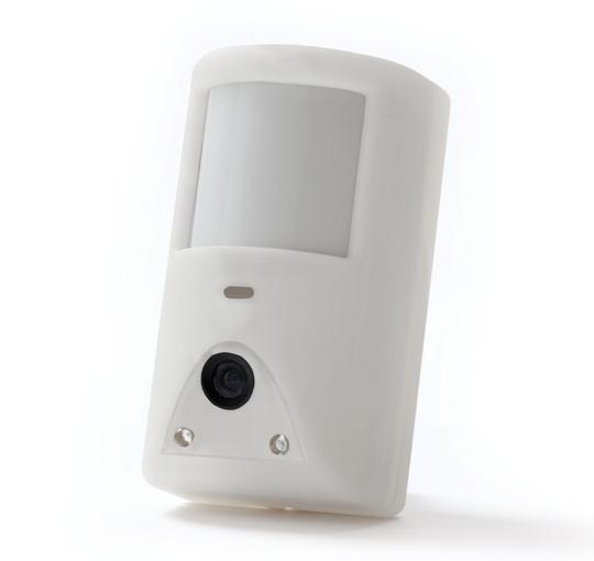 Đầu báo không dây kết hợp camera nhận biết khói
