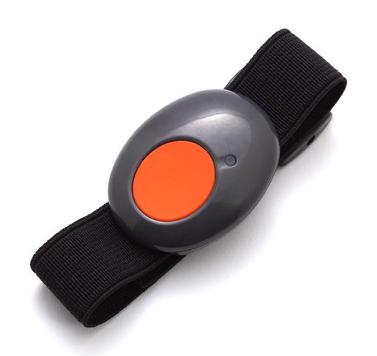 Wireless Wristband Panic Transmitter